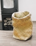 Bodj Large Floppy Basket with stove