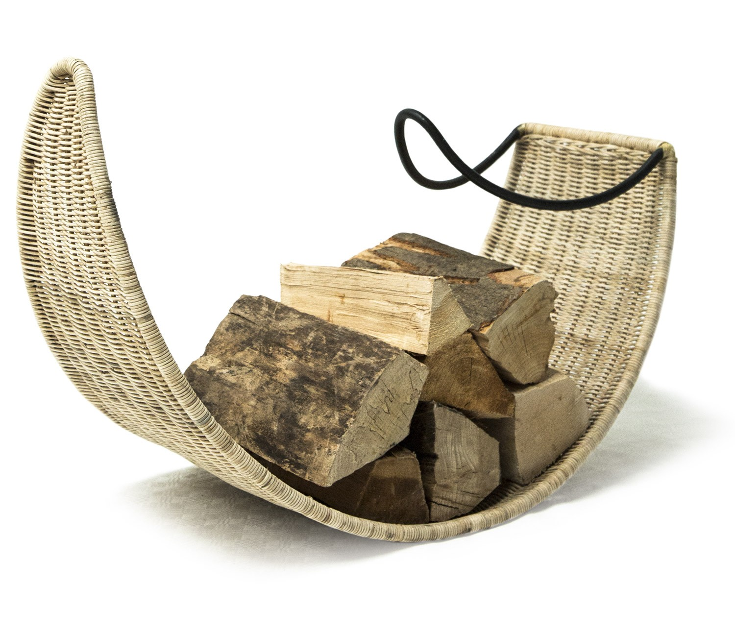 Bodj Lotus Log Holder