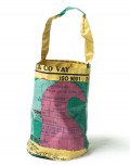Bodj Green Recycled Log Bucket